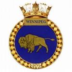 Badge for HMCS Winnipeg