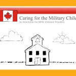 Caring for the Military Child Elearning Tool