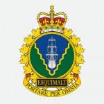 Badge of CFB Esquimalt