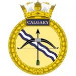 Badge for HMCS Calgary