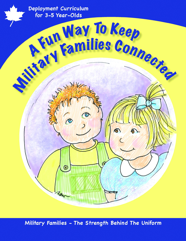 Children's Deployment Books
