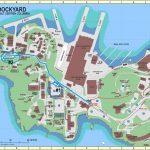 Dockyard Dropoff and Pickup Spots
