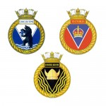 Badges of Canadian Submarines