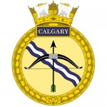 Badge for HMCS Calgary