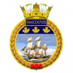 Badge for HMCS Vancouver